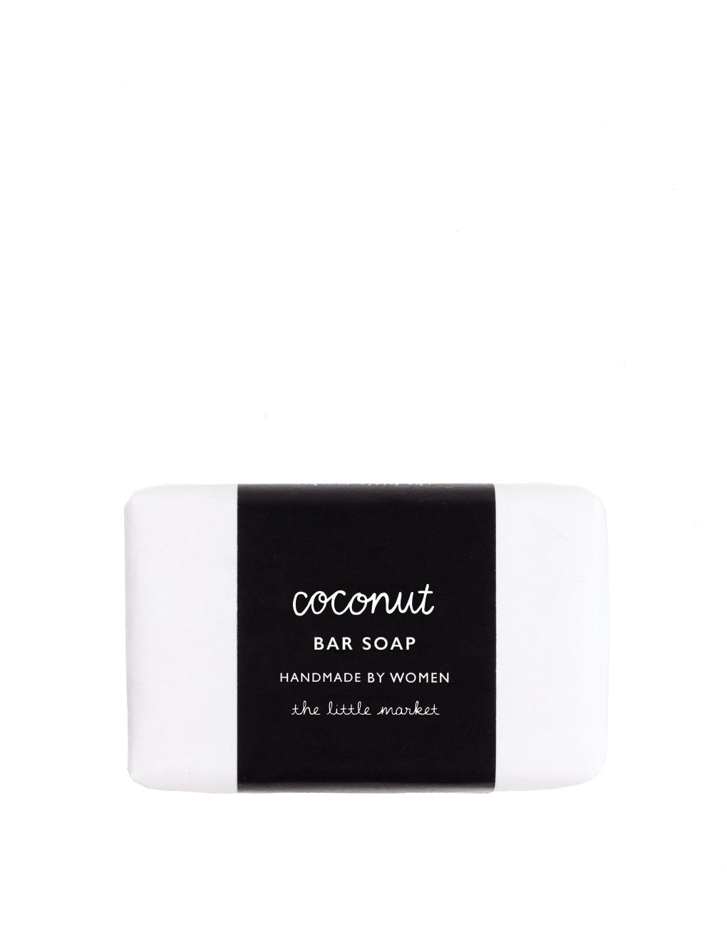Coconut Scented Bar Soap | The Little Market