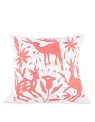 Fair Trade, Handmade Pink Pillow