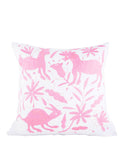 Fair Trade Handmade Pink Pillow