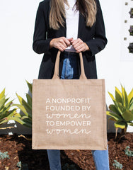 A Non-Profit Founded By Women To Empower Women | The Little Market