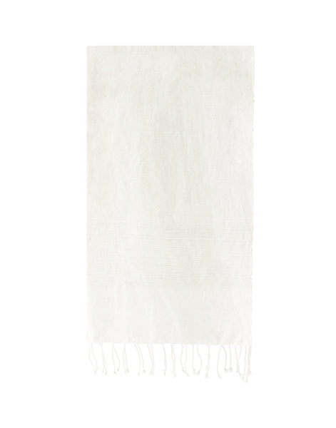 Ethiopian Cotton Hand Towel - Natural