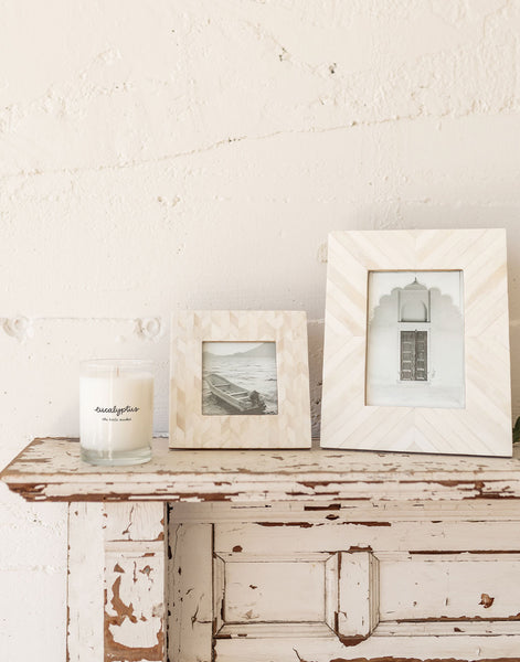 Herringbone Frame | The Little Market