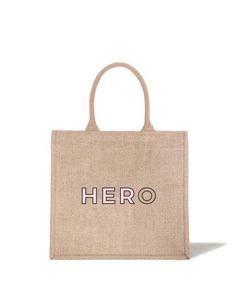 Shopping Tote - Put the Her in Hero