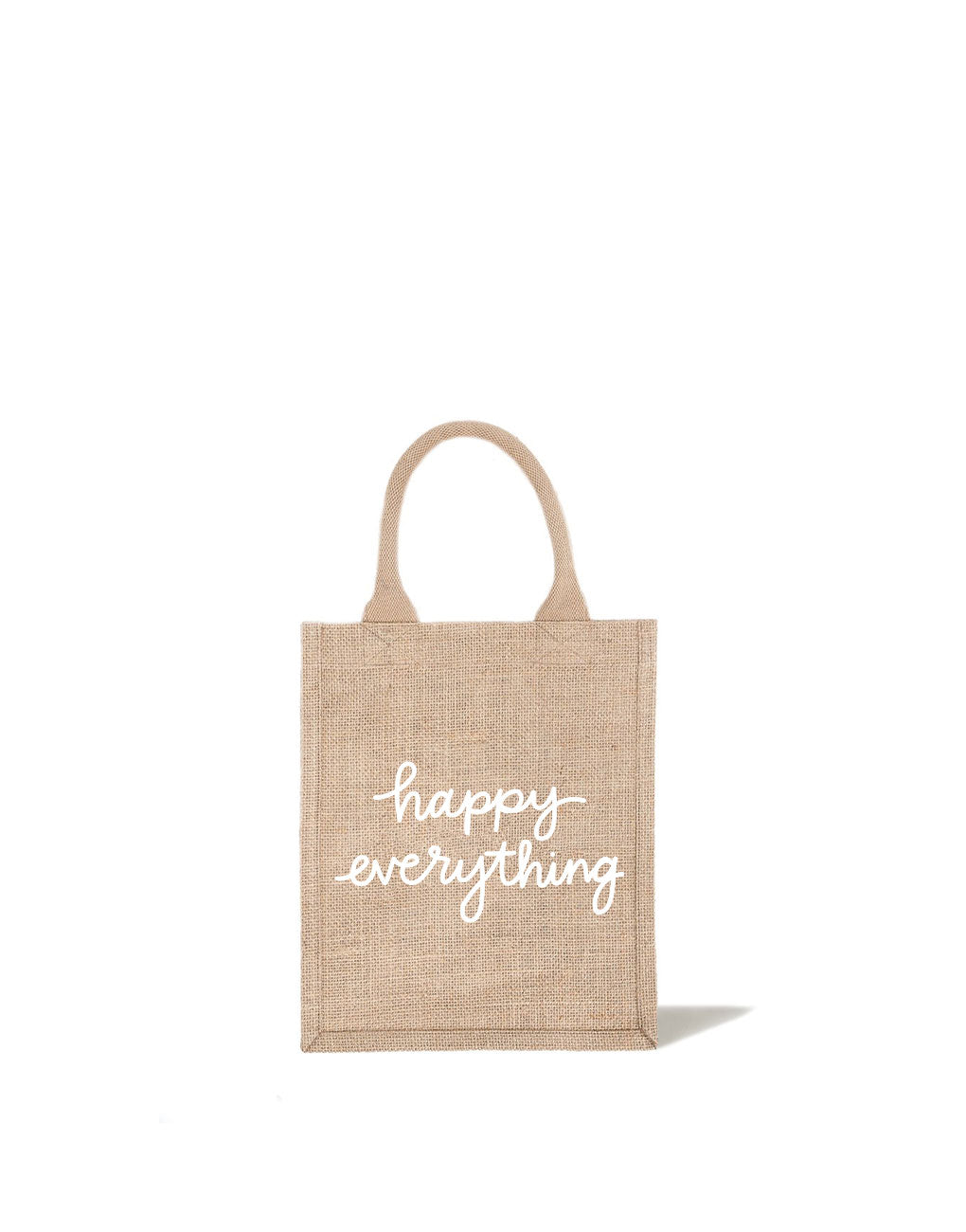 Happy Everything Reusable Gift Totes | The Little Market