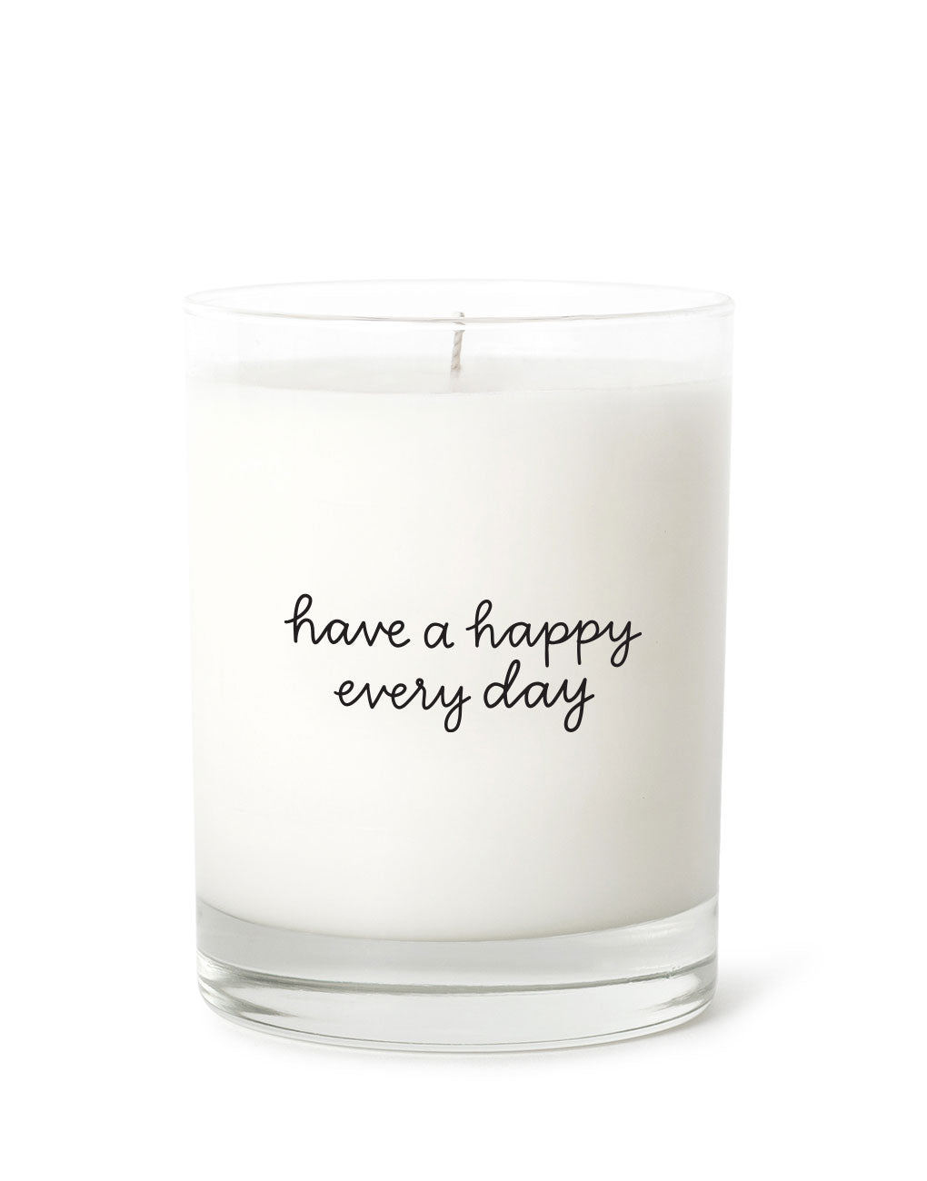 Have a Happy Every Day Candle | The Little Market