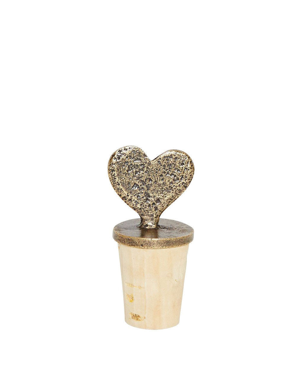Heart Wine Bottle Stopper | The Little Market