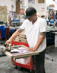 Homeboy Industries Printing Reusable Shopping Totes | The Little Market