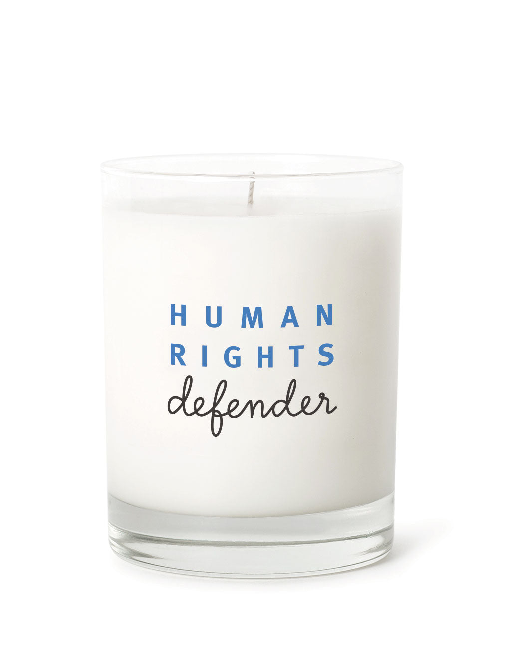 Human Rights Watch Candle Collaboration | The Little Market