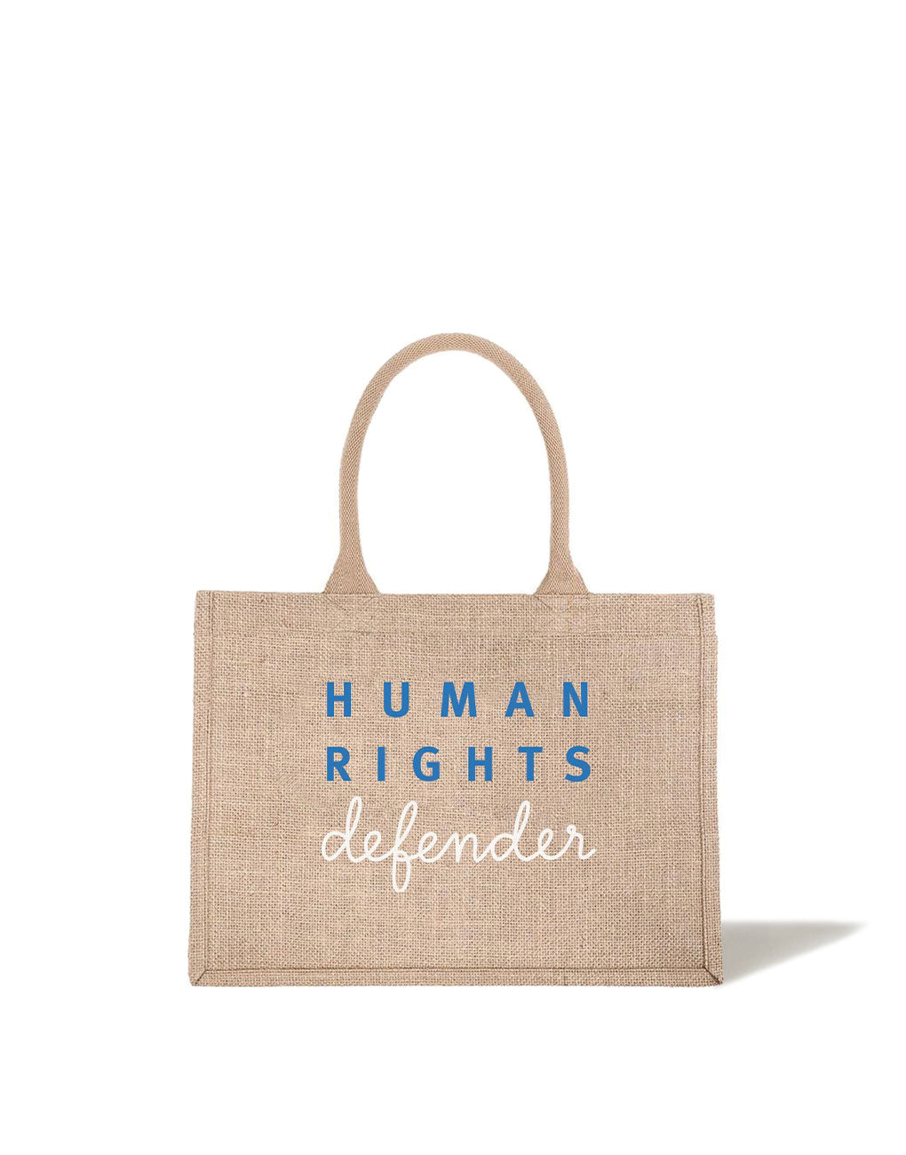 Human Rights Watch Charity Collaboration Tote Bag | The Little Market