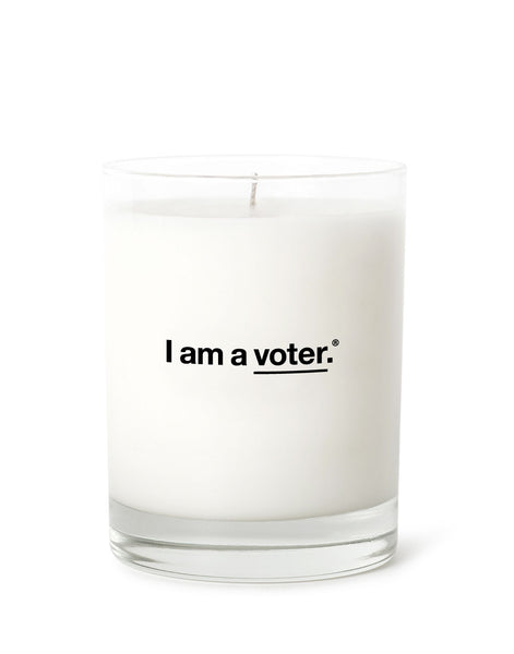 Candle - I Am A Voter.