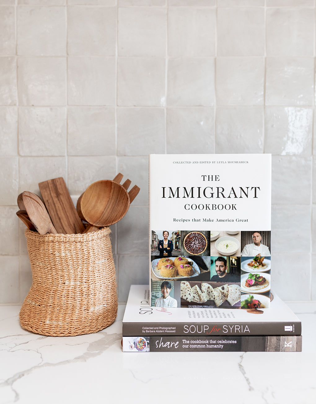 Set of 3 Cookbooks Bundle
