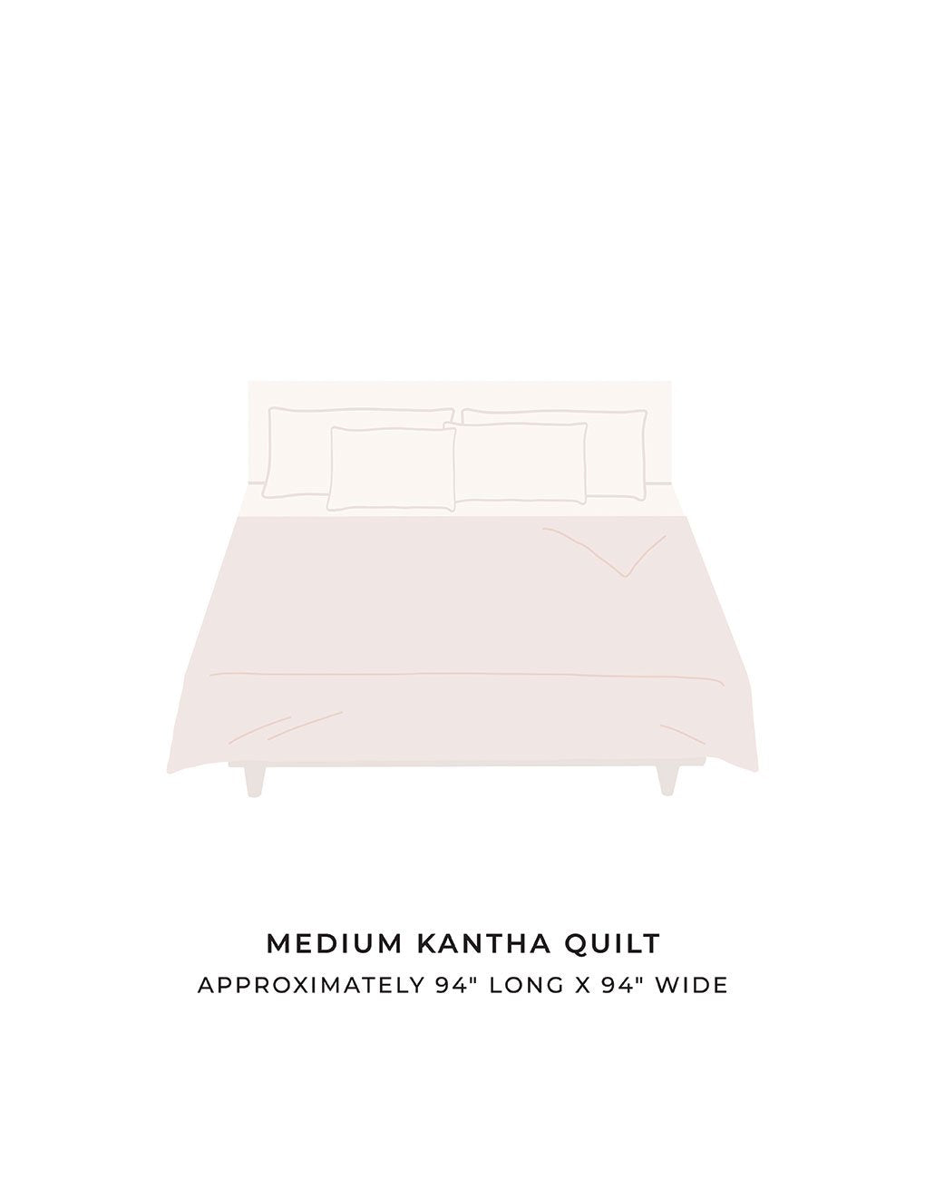 Kantha Quilt | The Little Market