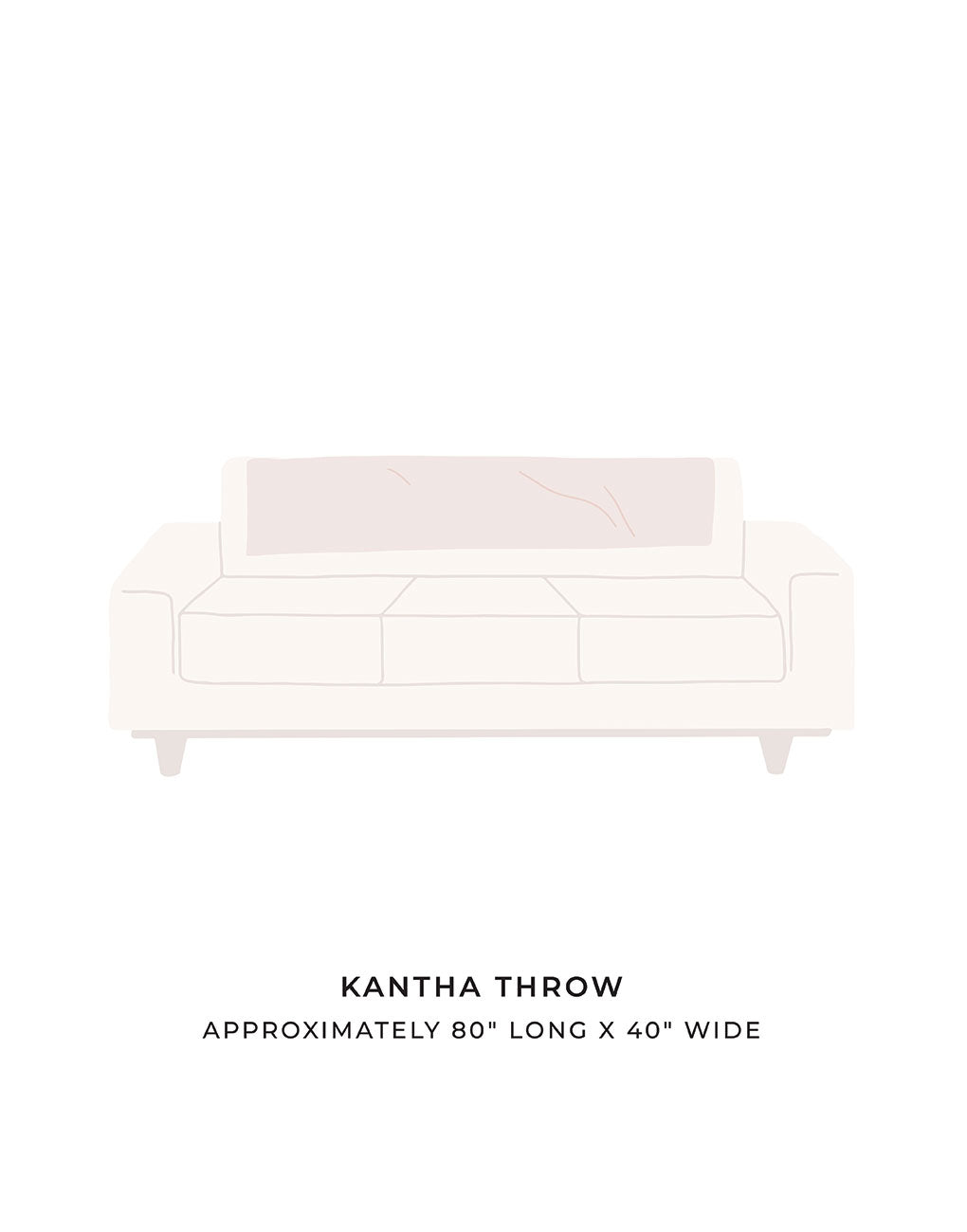 Kantha Throw | The Little Market