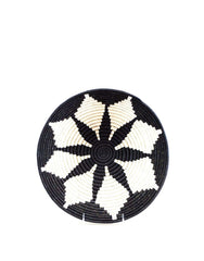 Fair Trade Hand-woven Black Basket