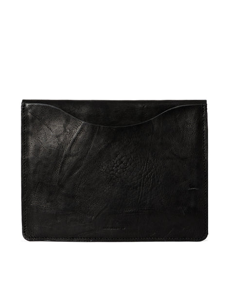 Leather Portfolio - Black