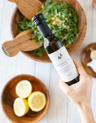 Lemon-Infused Olive Oil