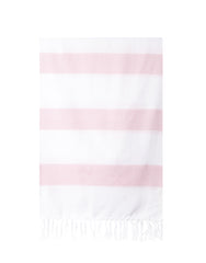 Lightweight Fringe Towel In Style No. 4 In Blush | The Little Market