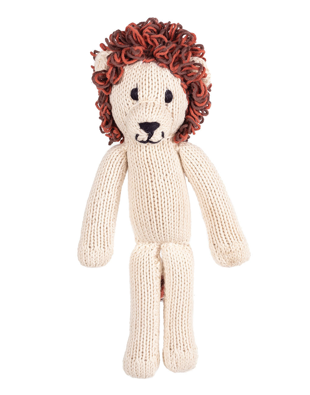 Organic Lion Stuffed Animal | The Little Market