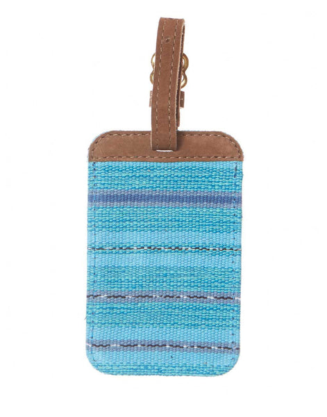 Luggage Tag - Malibu