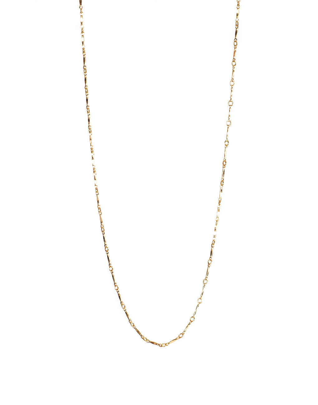 Marquise Chain Necklace | The Little Market