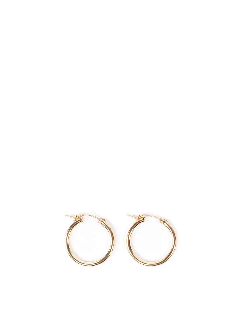 Hoop Earrings - Small | The Little Market