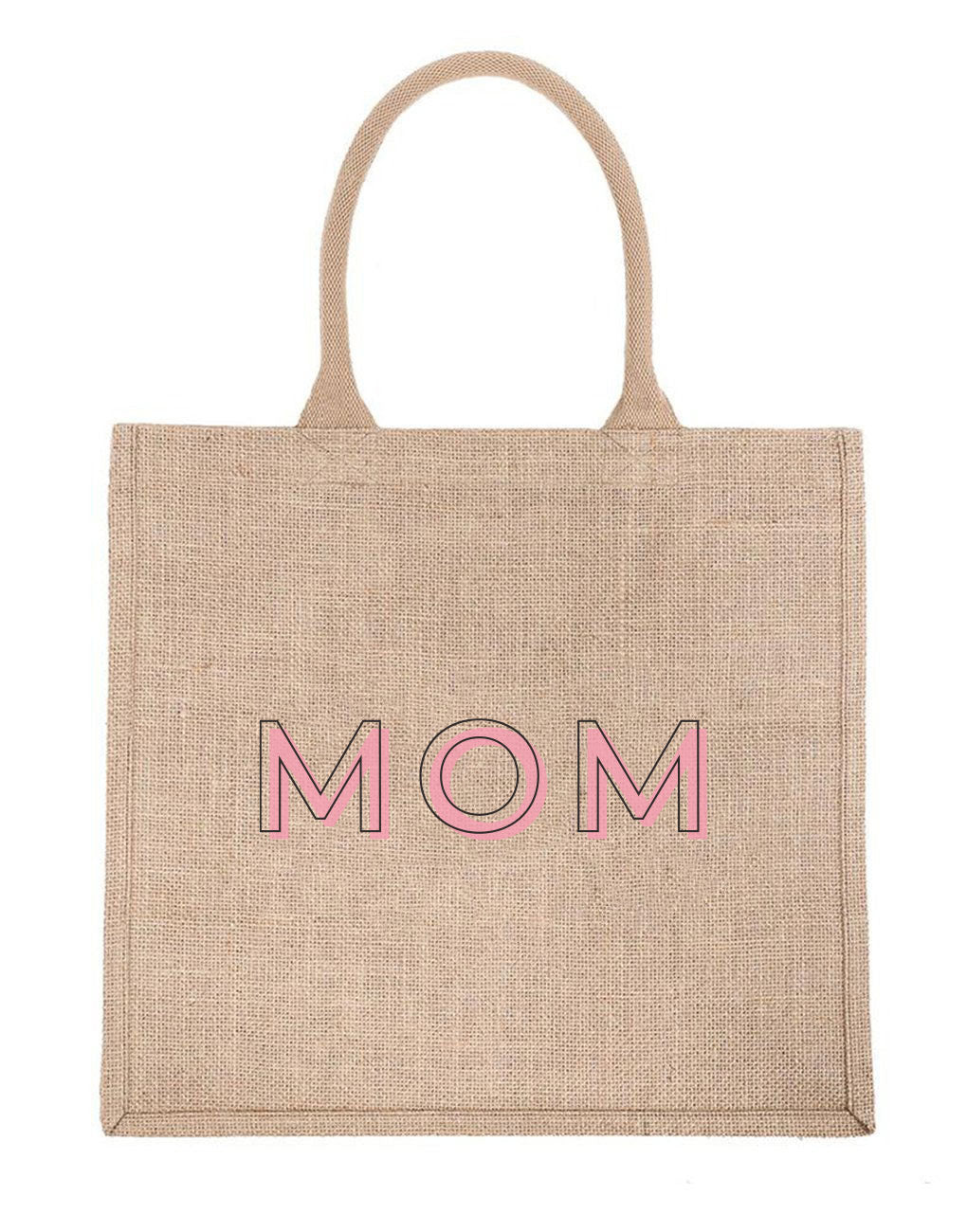Shopping Tote - Mom | The Little Market