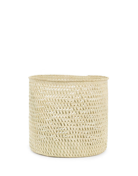 Open Weave Iringa Basket - Natural