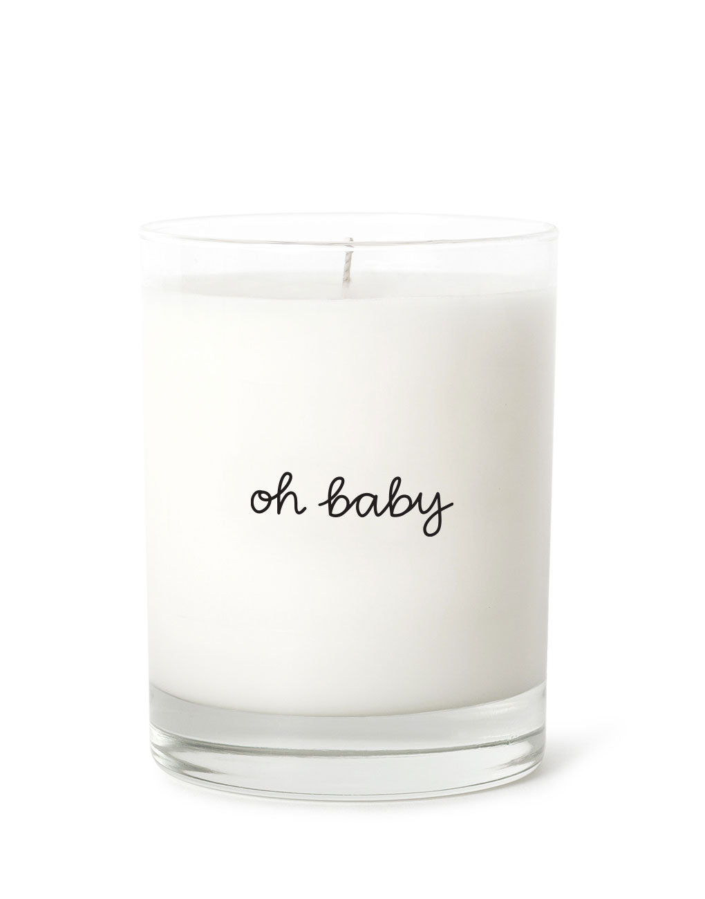 Oh Baby Candle | The Little Market