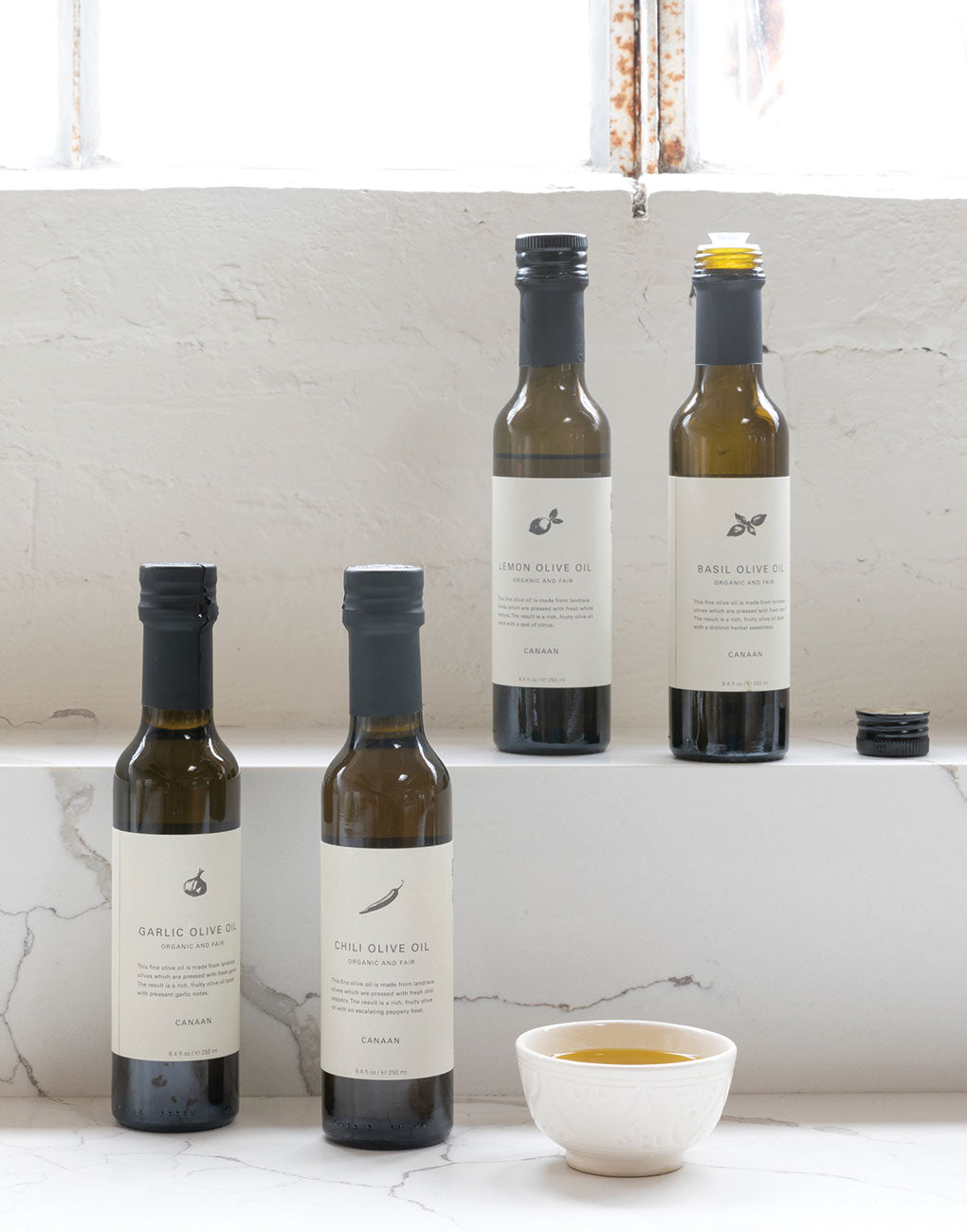 Infused Olive Oils | The Little Market