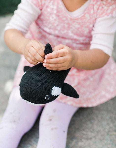 Orca Stuffed Animal