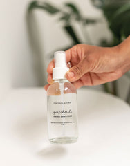 Hand Sanitizer - Patchouli | The Little Market