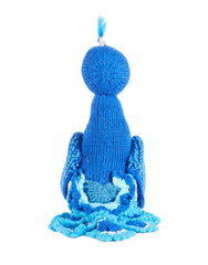 Fair Trade, Hand-knit Peacock Kids Stuffed Animal