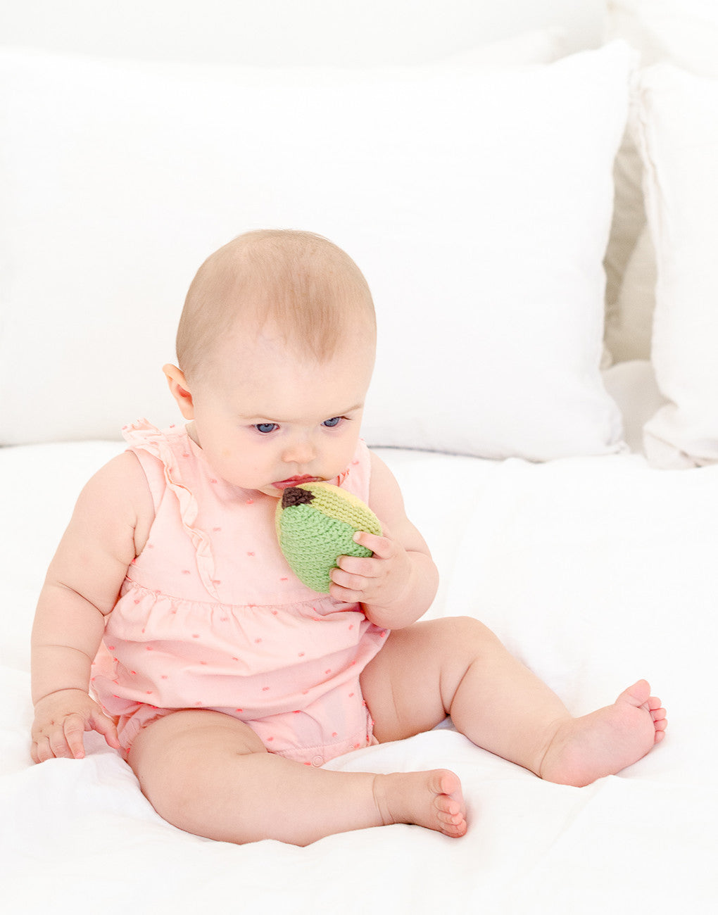 Avocado Rattle | The Little Market