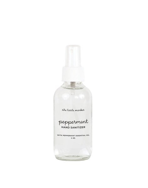 Hand Sanitizer - Peppermint