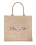 Put the HER in HERO Reusable Tote Bag | The Little Market