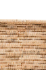 Natural Rattan Serving Tray Close Up | The Little Market