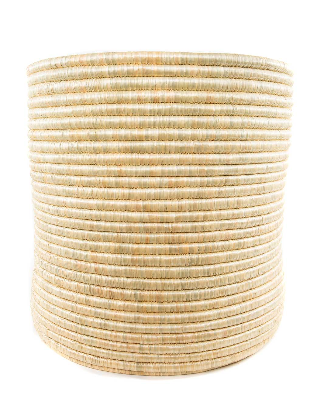 Extra Large Natural Round Woven Storage | The Little Market