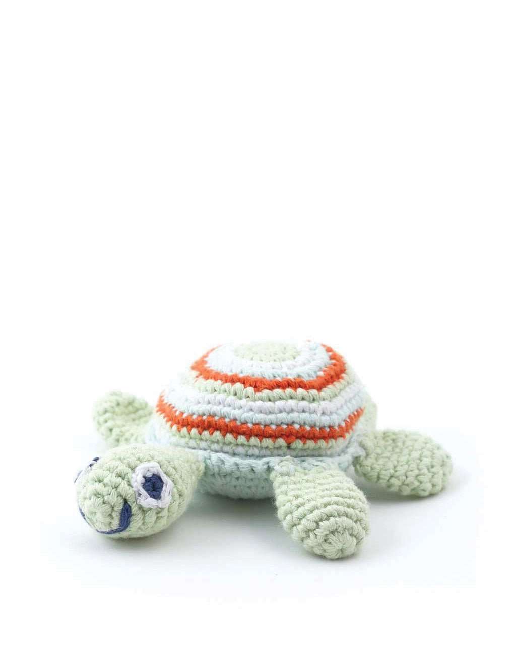 Sea Turtle - Green Rattle | The Little Market