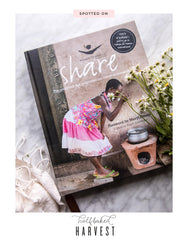 Share Cookbook - 100 Recipes from Inspiring Women