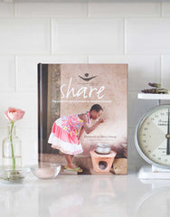 Share Cookbook | 100 Recipes from Insiring Women