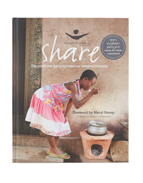 Share Cookbook (Hardcover)