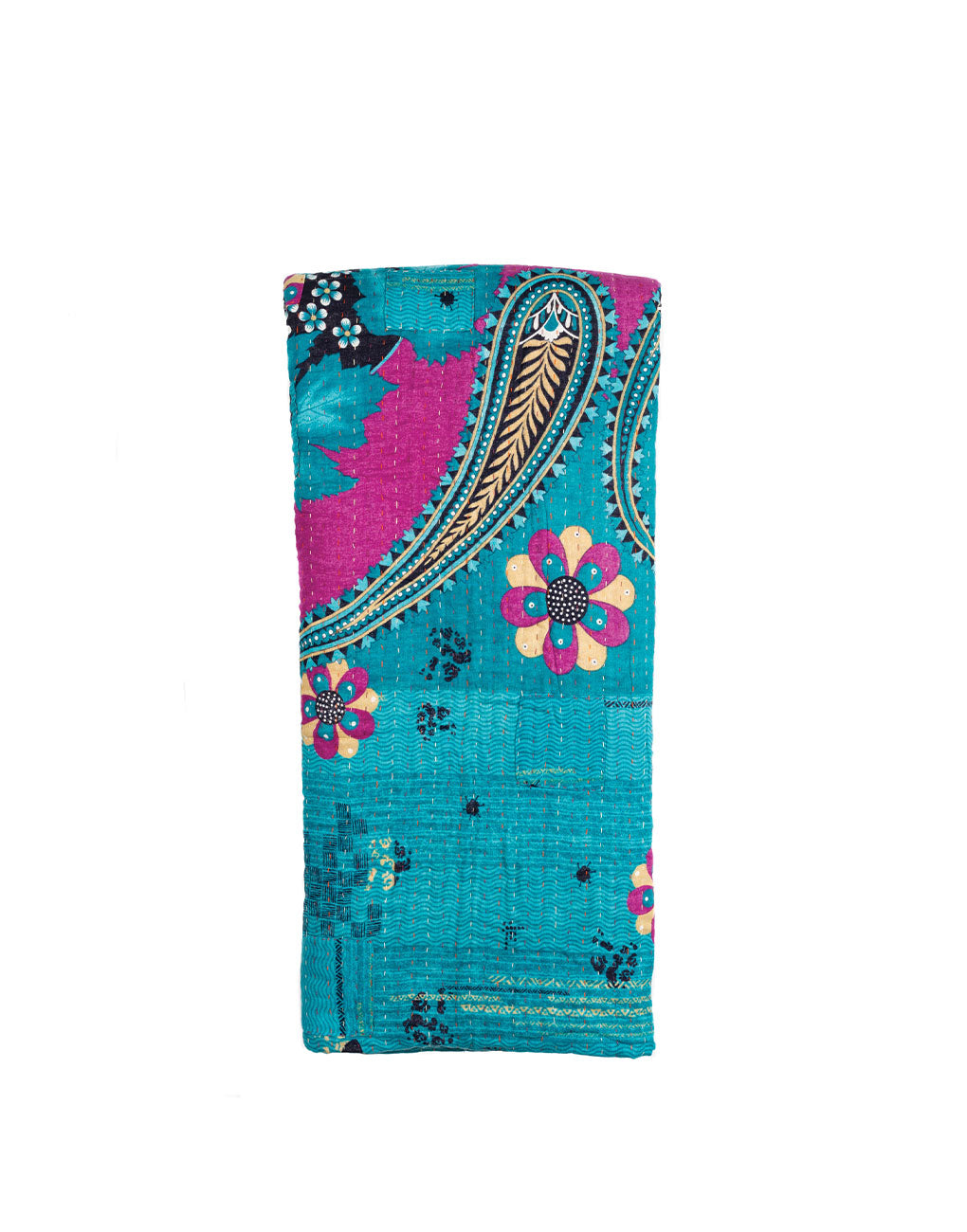 Small Kantha Quilt | The Little Market