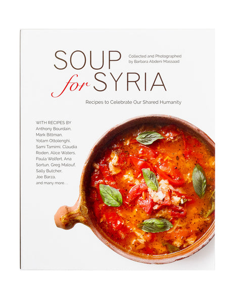 Soup for Syria Cookbook (Hardcover)