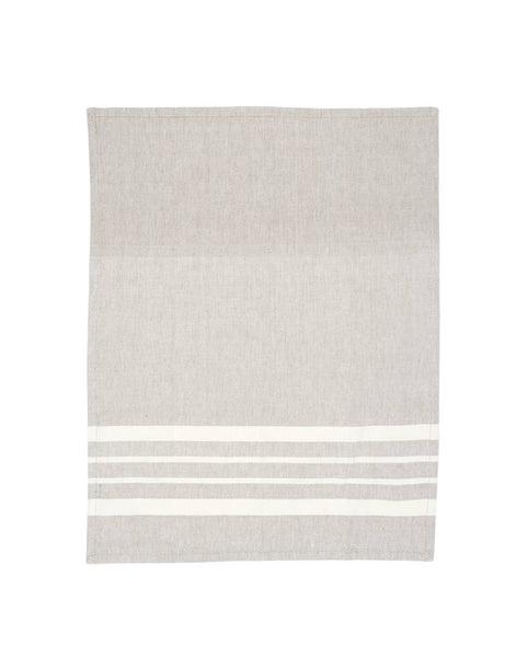 Striped Kitchen Towel - Coco