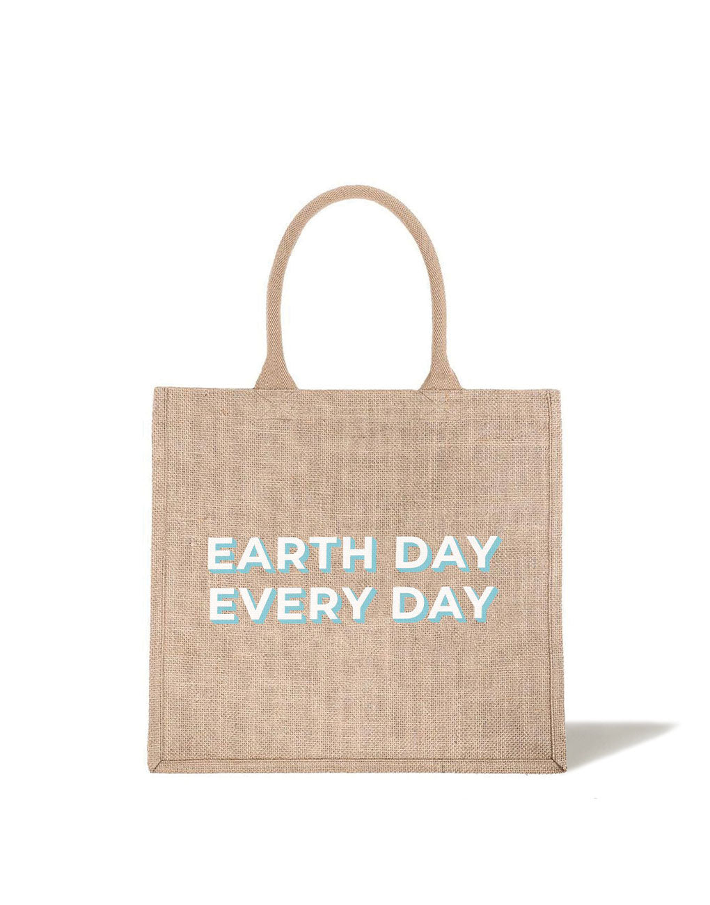 Shopping Tote - Earth Day, Every Day | The Little Market