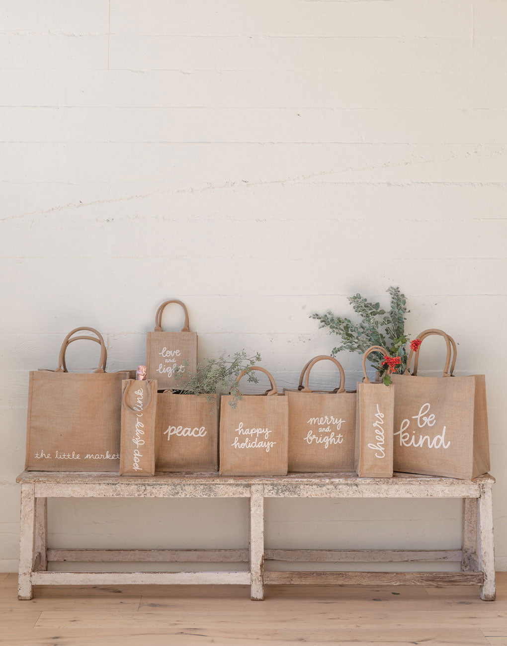 Holiday Totes | The Little Market