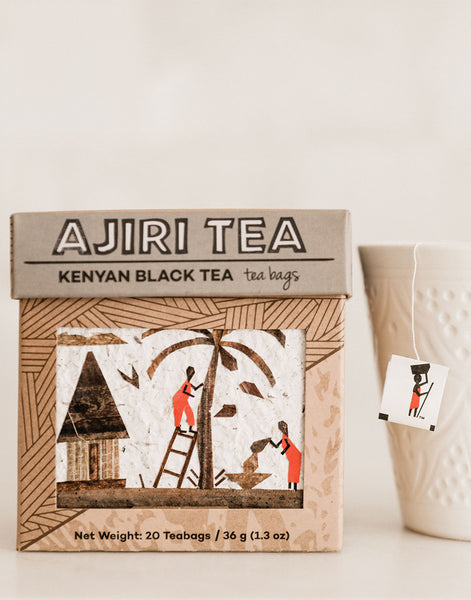 Kenyan Black Tea | The Little Market