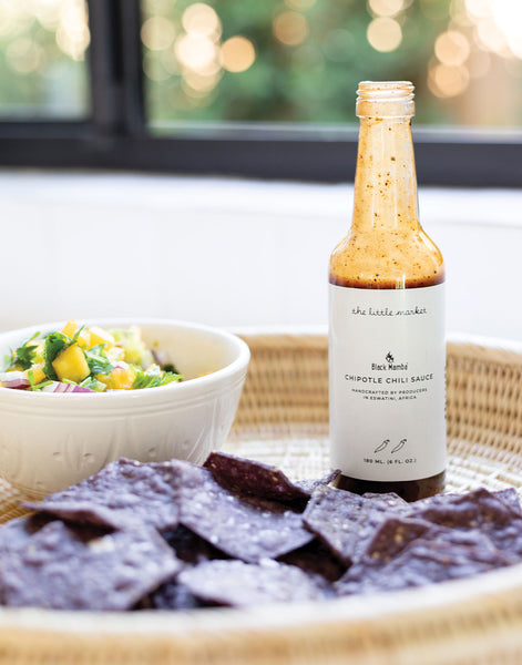 Chipotle Chili Hot Sauce | The Little Market