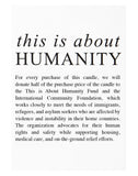 Candle - This is About Humanity