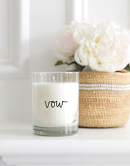 Vow Prosperity Candle | The Little Market